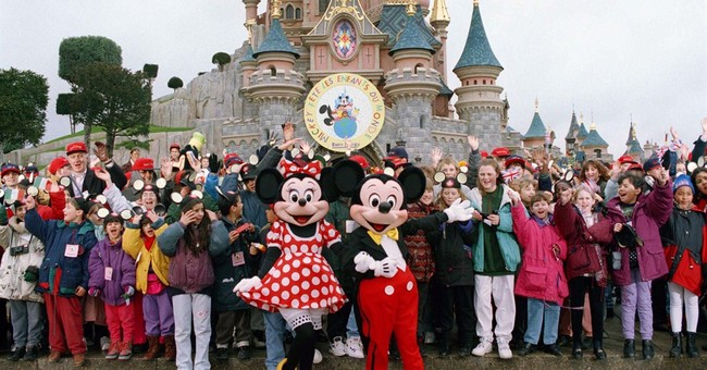 Euro Disney shares dive as it needs bailout