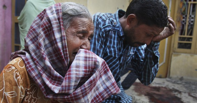 Kashmiris flee India-Pakistan violence; 9 dead