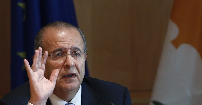 Cyprus: Turkey gas search could hurt peace talks