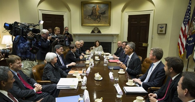 Obama claims progress on Wall Street rules