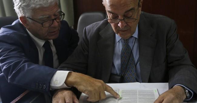 Argentina's former economy minister absolved