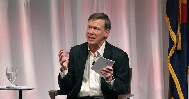 Hickenlooper faces tough test in re-election bid