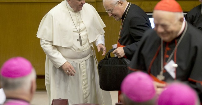 APNewsBreak: Pope's sex abuse panel makes progress