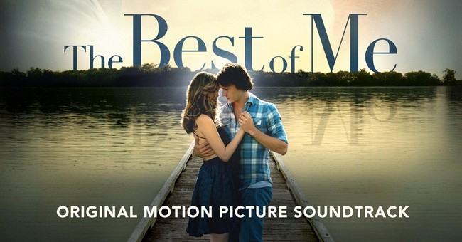 Romance rules on 'The Best of Me' soundtrack