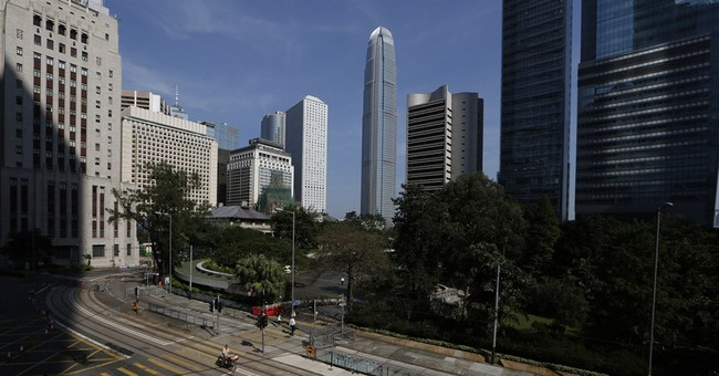 Hong Kong protests subside after tumultuous week