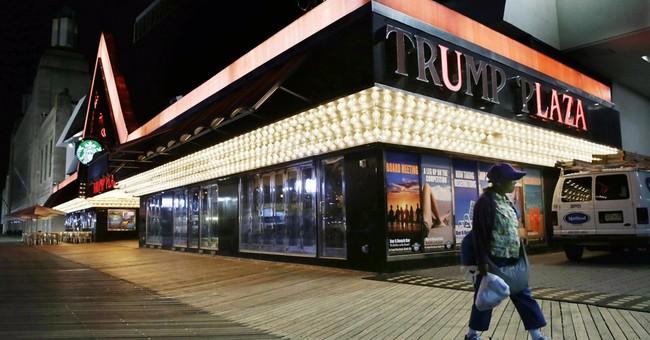 APNewsBreak: Trump name coming off closed casino