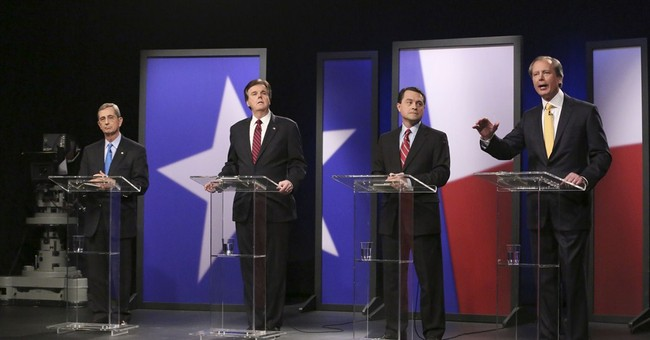GOP candidates vow changes after brain-dead mother