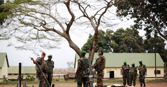 UN Security Council authorizes EU troops to CAR