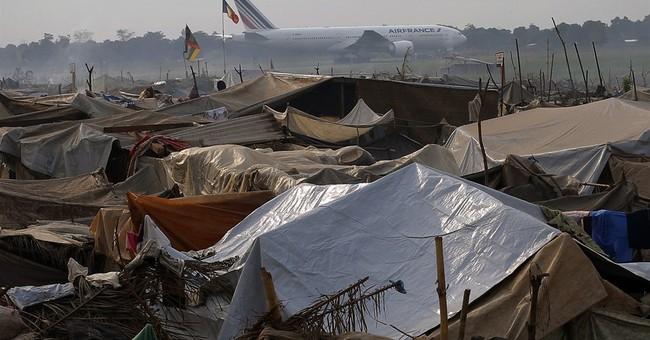 UN Security Council authorizes EU troops to CAR