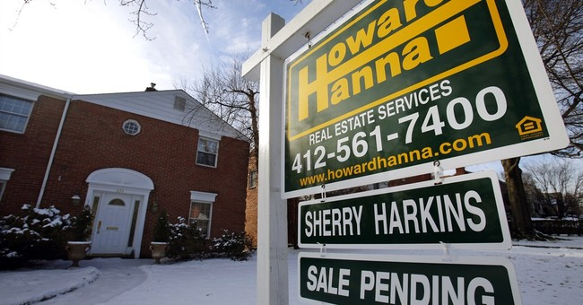 US home prices dipped in Nov. on colder weather