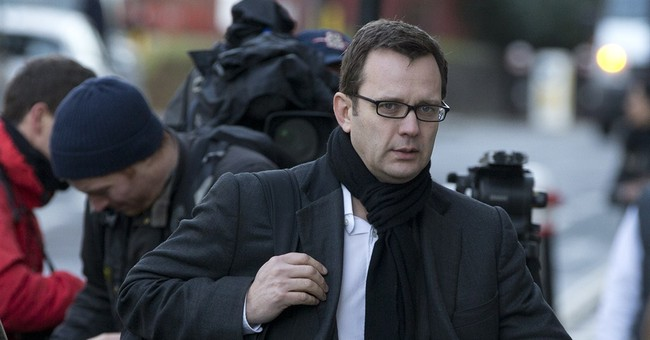 Tabloid reporter says Coulson knew about hacking