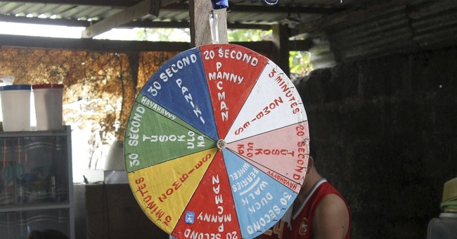 Filipino cops accused of using 'wheel of torture'