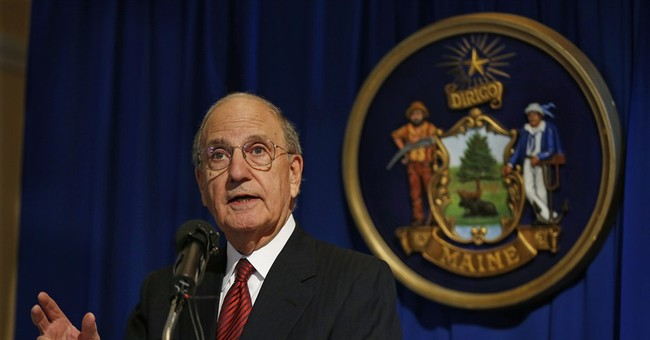 Former Sen. Mitchell: US on proper course in Iran