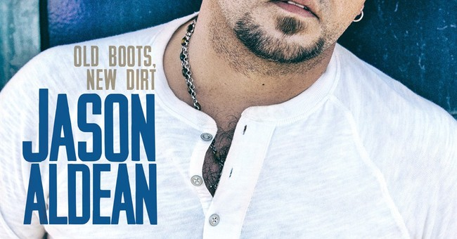 Jason Aldean focuses on his rock side on new album