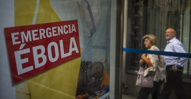 Ebola's victims may include dog in Spain