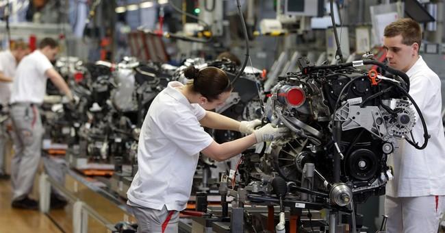German economic outlook dims as industry slides