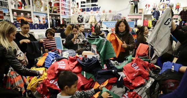 Holiday sales seen rising 4.1 percent