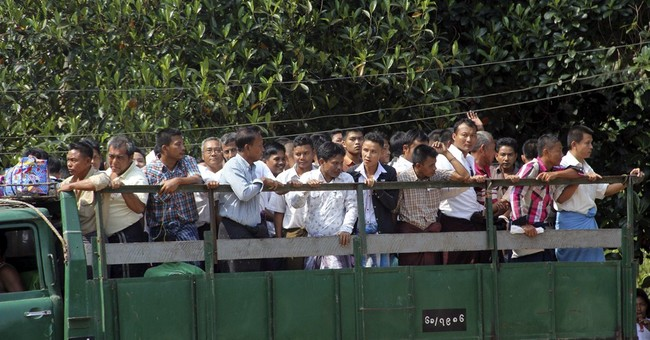 Myanmar freeing 3,073 prisoners in new amnesty