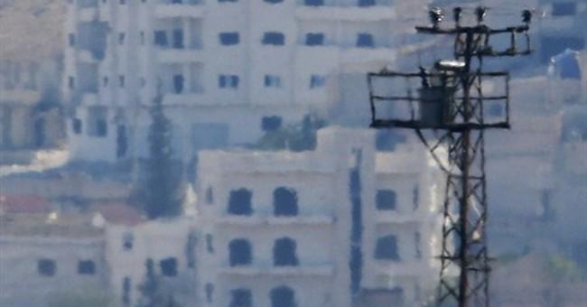AP ANALYSIS: US-led airstrikes produce few gains