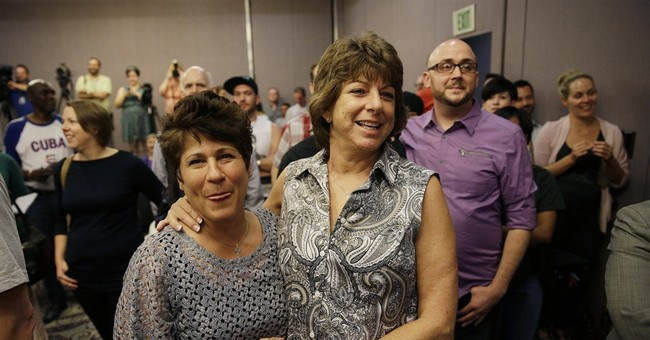 Gay marriage to begin in Las Vegas, Idaho