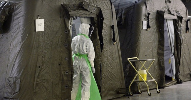 Ebola aid held up at port in Sierra Leone