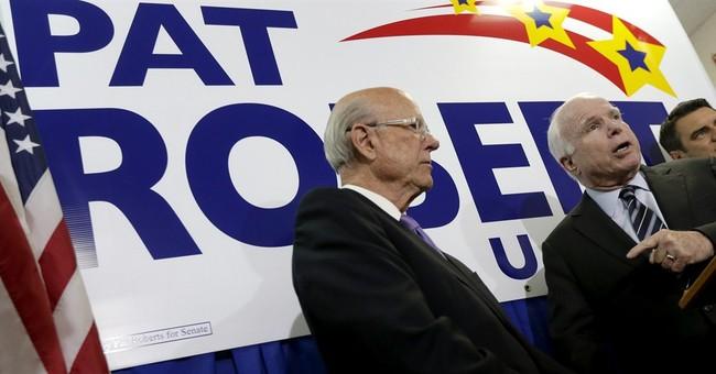 Kansas Sen. Roberts debates independent foe again
