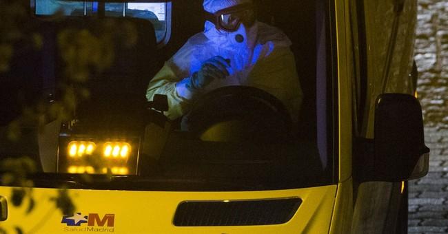 Ebola escapes Europe's defenses; pet dog must die
