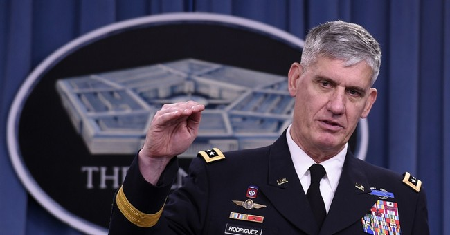 US general: $750 million military cost in Liberia