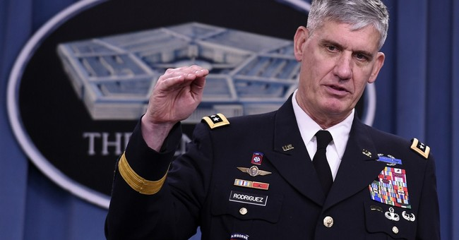 US general: $750 million military cost in Liberia