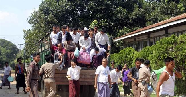 Myanmar freeing 3,073 prisoners in new amnesty