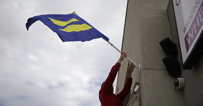 Gay marriage to begin in Las Vegas, Idaho