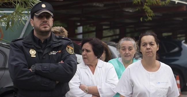 Ebola evades European defenses; pet dog must die