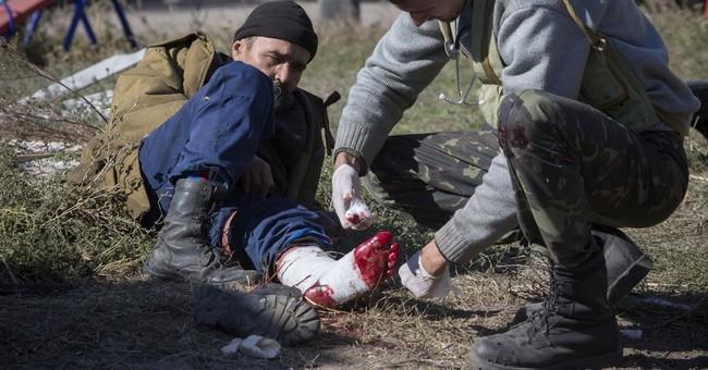 UN says hundreds killed during Ukraine cease-fire