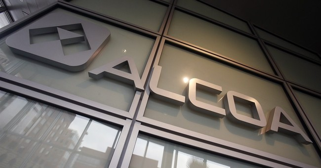 Alcoa 3Q boosted by higher aluminum prices