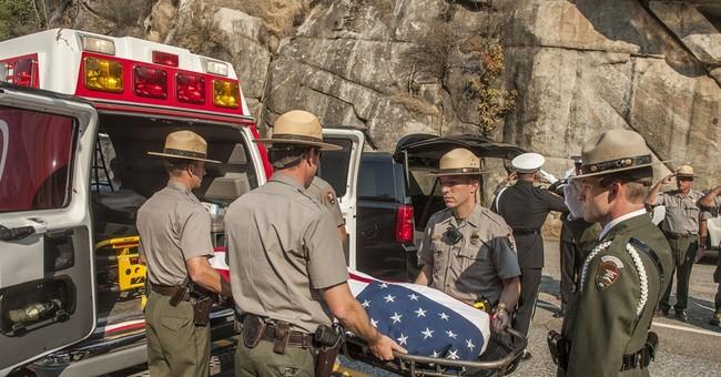 Vehicle sparks caused Yosemite wildfire