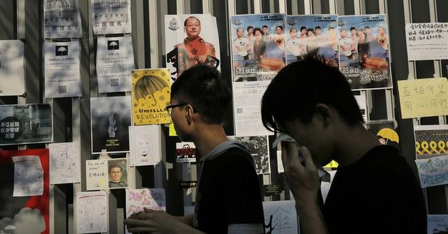 Hong Kong's 'silent majority' critical of protests