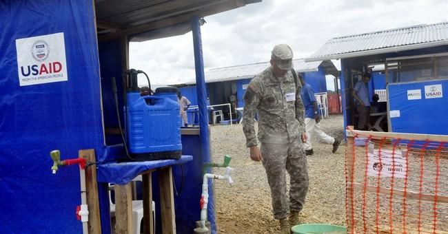 Pentagon: 100 US Marines heading to Liberia
