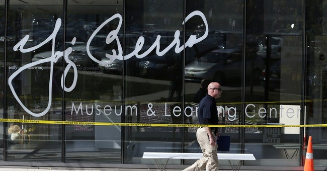 Authorities probe burglary at Yogi Berra museum