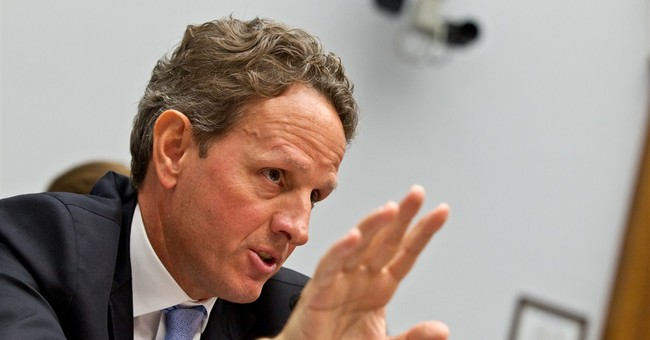Geithner defends terms of AIG bailout