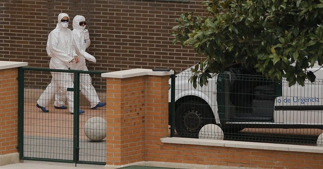 Spain euthanizes pet dog of Ebola-infected woman