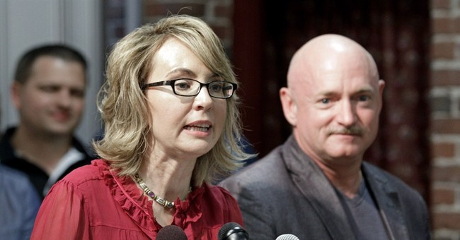 Gabby Giffords, Mark Kelly talk recovery, guns
