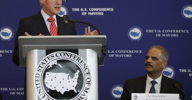 Holder: Ferguson highlights need for collaboration