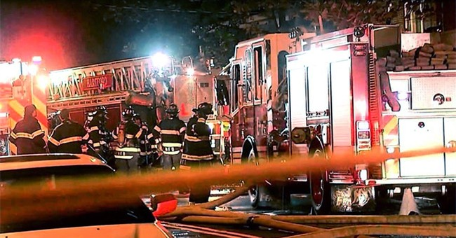 Firefighter, 48, killed in Connecticut blaze