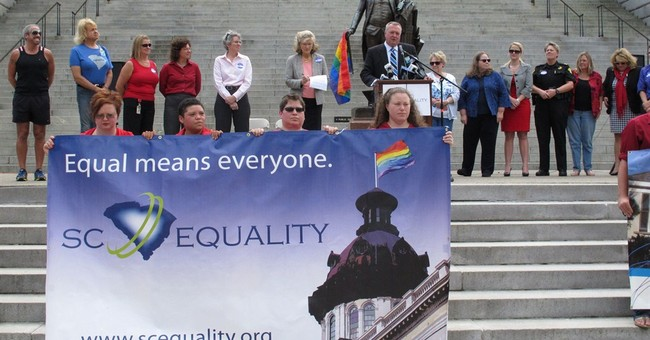 Day of legal confusion leaves gay couples in limbo