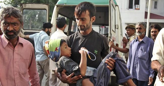 Villagers afraid: 18 dead in Pakistan-India fight