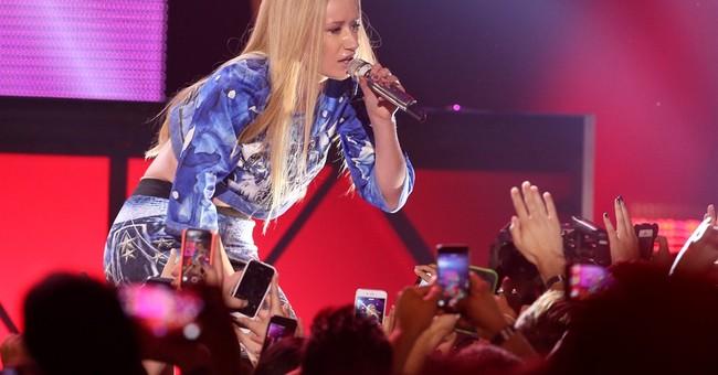 Iggy Azalea, Demi Lovato headline Vevo concert
