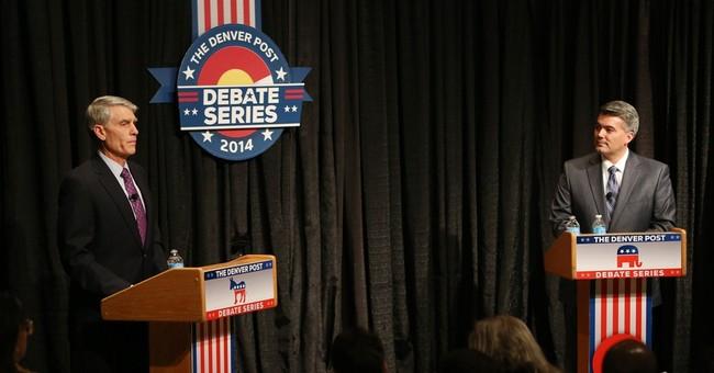 In Colorado Senate race, Gardner outraises Udall