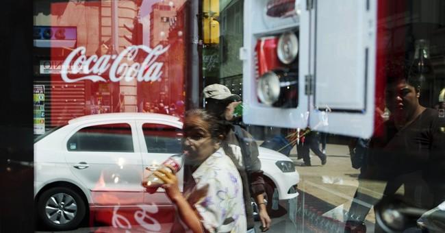 Mexico's junk food taxes hitting Pepsi, Coke
