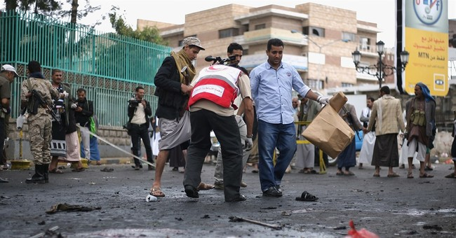 Shiite rebels among 67 killed in Yemen bombings