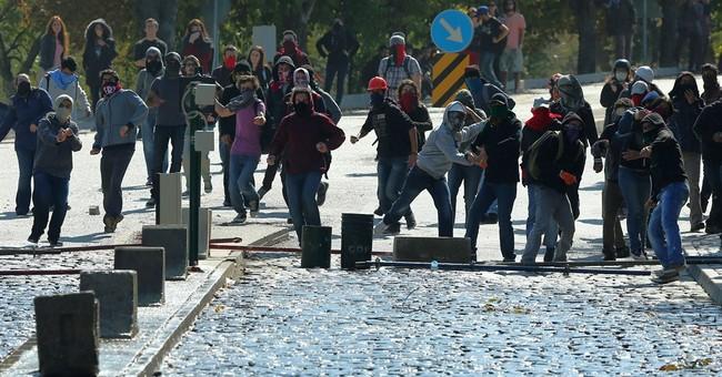 Turkey's Syria position spurs violent blowback